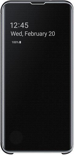 Чехол-книжка для Samsung Galaxy S10e (G970) Clear View Black EF-ZG970CBEGRU (Черный) фото