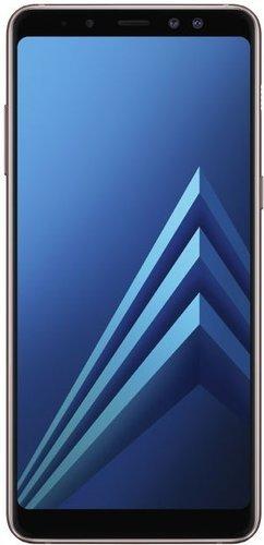Смартфон Samsung (A530F) Galaxy A8 (2018) Duos 32Gb LTE Синий фото