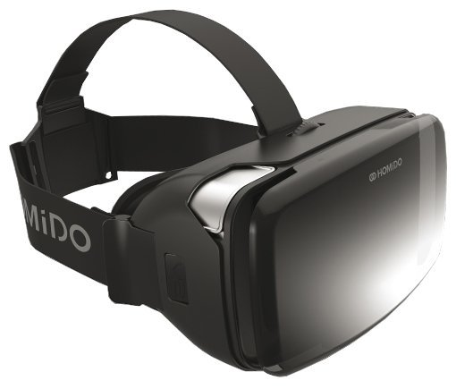 Очки виртуальной реальности Homido V2 фото