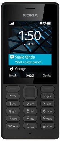 Мобильный телефон Nokia 150 Dual Sim Черный фото