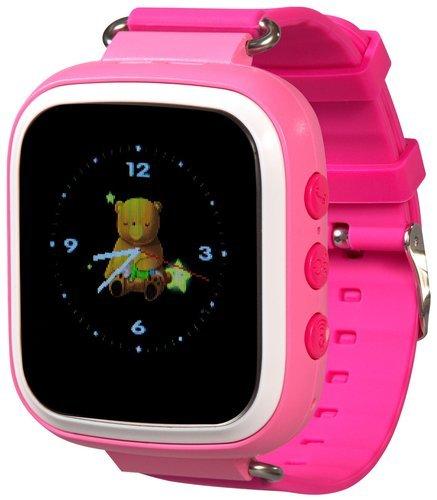 Детские умные часы Prolike PLSW523PK, розовые фото