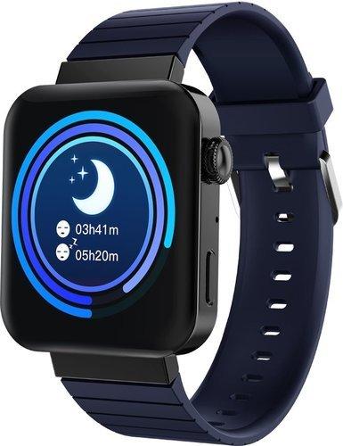 Умные часы Bakeey Mi5, синий фото