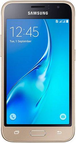 Смартфон Samsung (J120F) Galaxy J1 (2016) Duos 8Gb LTE Золотистый фото