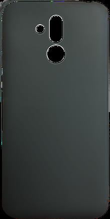 Чехол для смартфона Huawei Mate 20 Lite (матовый) черный, BoraSCO фото