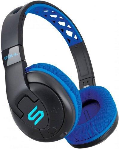 Наушники Soul X-Tra, синий фото