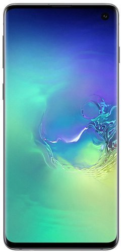 Смартфон Samsung (G973F) Galaxy S10 8/128GB Аквамарин фото