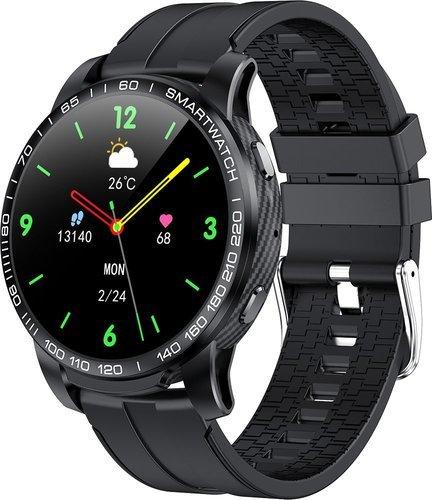Умные часы Bakeey GW20, черный фото