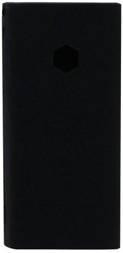 Чехол силиконовый для внешнего аккумулятора Xiaomi Mi Power Bank 2i 10000 mah c 2 портами (черный) фото
