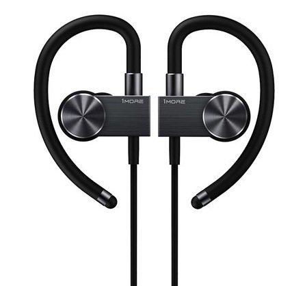 Наушники 1More Active Sport Bluetooth, черный фото