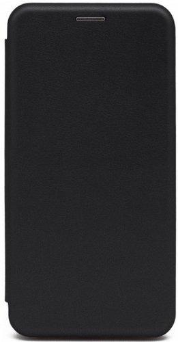 Чехол-книжка для Xiaomi Mi A2 (черный), Book Case, искусственная кожа, Aksberry фото