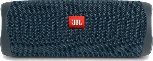 Колонка JBL Flip 5, синий фото