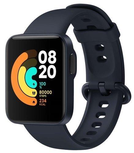 Умные часы Xiaomi Mi Watch Lite, синий фото