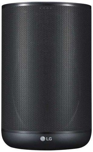 Умная колонка LG Xboom Ai ThinQ c Алисой, черная фото