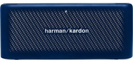 Акустическая система Harman Kardon Traveler, синий фото