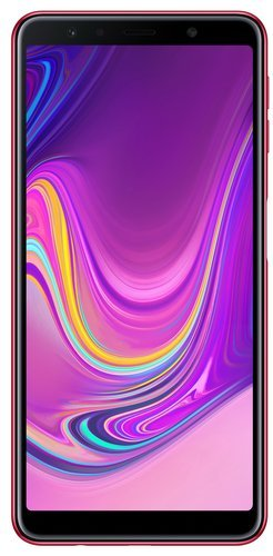 Смартфон Samsung (A750FN/DS) Galaxy A7 (2018) Duos 64Gb Розовый фото