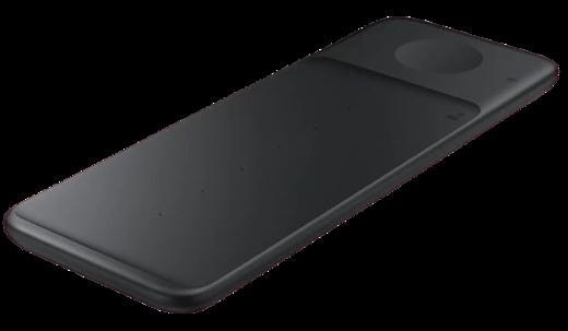 Беспроводное зарядное устройство Samsung EP-P6300 черный фото