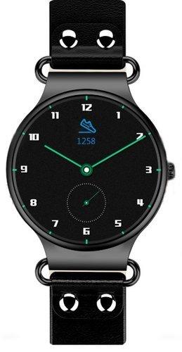 Умные часы KingWear KW98, черные фото