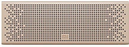 Портативная колонка Xiaomi Mi Bluetooth Speaker, золотой фото