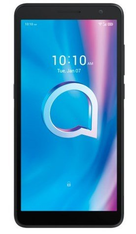 Смартфон Alcatel 1B 5002D (2020) Черный фото