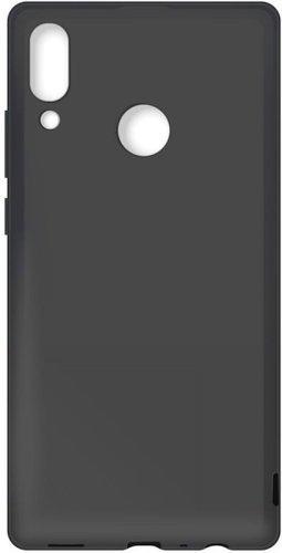 Чехол для смартфона Xiaomi Redmi 7A силиконовый (матовый черный), BoraSCO фото