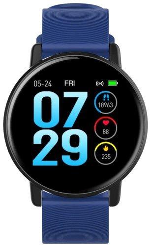 Умные часы Lynwo H5, синий фото