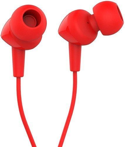 Наушники JBL C100si, красный фото