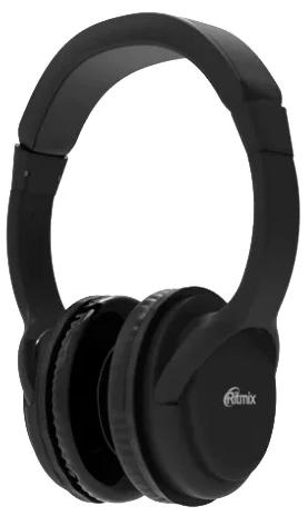 Наушники Ritmix RH-455BTH черные фото