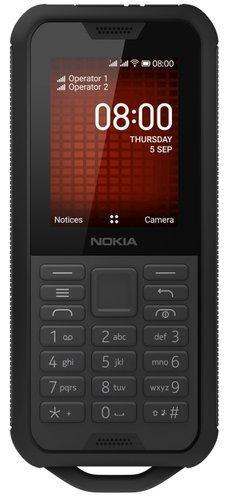Мобильный телефон Nokia 800 Tough Черный фото