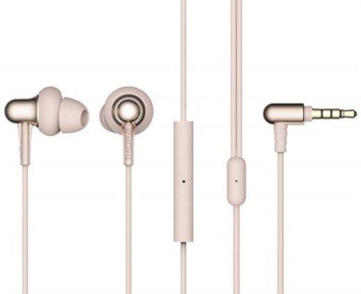 Наушники 1More Stylish In-Ear headphones E1025, золотой фото