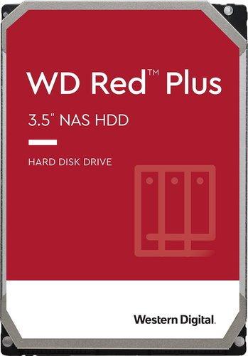 """Жесткий диск Western Digital WD Red Plus NAS Edition WD140EFGX 14ТБ 3,5"""" 7200RPM 512MB фото"""