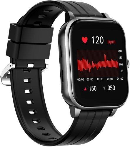 Умные часы Bakeey S5, черный фото