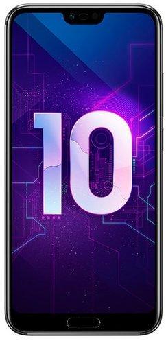 Смартфон Huawei Honor 10 4/128GB Black (Черный) COL-L29 фото