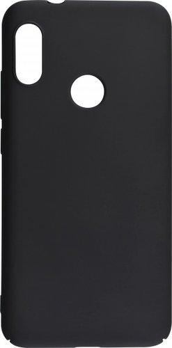 Чехол для смартфона Xiaomi Mi Mix 3 силиконовый (черный), BoraSCO фото