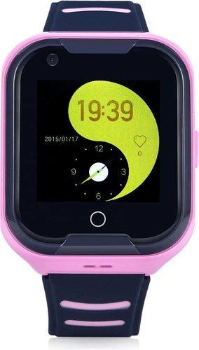 Детские умные часы Wonlex KT11, розовый фото