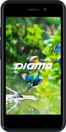 Смартфон Digma Linx A453 3G 8Gb 1Gb Золотистый фото