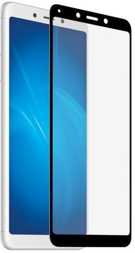 Защитное стекло для Xiaomi Redmi 6/6A Full Screen Glass черный, TFN фото