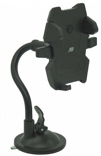 Автомобильный универсальный держатель на гибкой штанге с системой Easy Hold, CH-4, BoraSCO фото