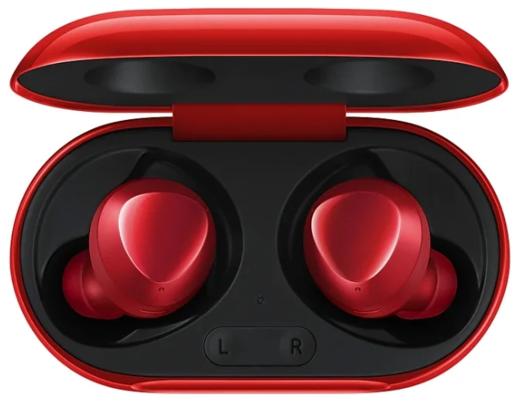 Наушники Samsung Galaxy Buds+, красный фото