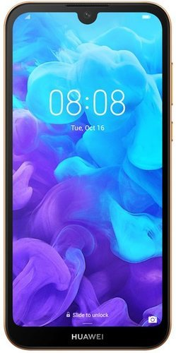 Смартфон Huawei Y5 (2019) 32GB Коричневый фото
