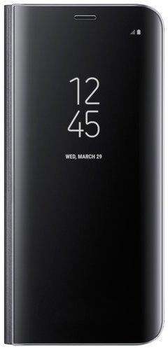 Чехол-книжка для Samsung (G950) Galaxy S8 ClearView черный фото