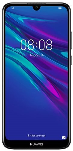 Смартфон Huawei Y6 (2019) Черный фото