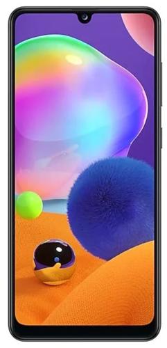 Смартфон Samsung (A315F) Galaxy A31 64Gb Черный фото