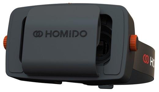 Очки виртуальной реальности Homido VR фото