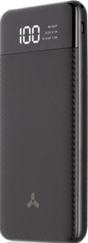 Внешний аккумулятор Accesstyle Seashell 10PD, 10000 mah черный фото