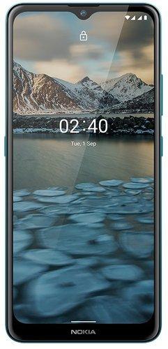 Смартфон Nokia 2.4 3/64GB Dual Sim Синий фото