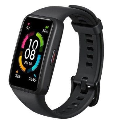 Умные часы Huawei Honor Band 6, черный фото
