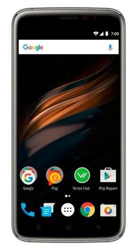 Смартфон Vertex Impress Win 4G Золотистый фото