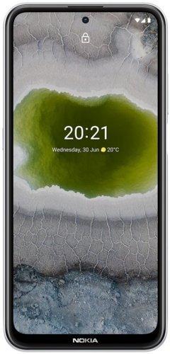 Смартфон Nokia X10 6/128GB Белый фото