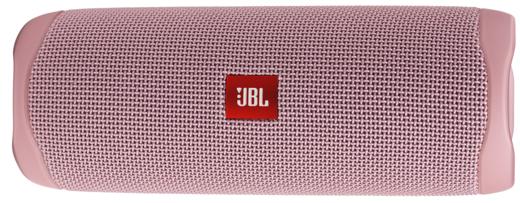 Колонка JBL Flip 5, розовый фото