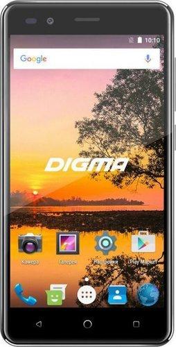 Смартфон Digma S513 4G Vox 16Gb 1Gb Черный фото